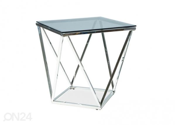 Sohvapöytä SILVER B 50x50 cm
