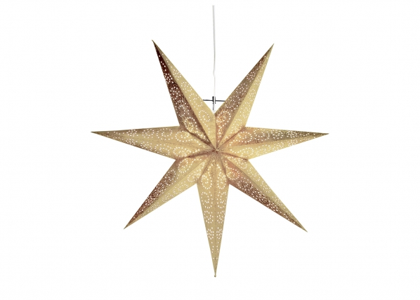 Tähti ANTIQUE 60 cm kul