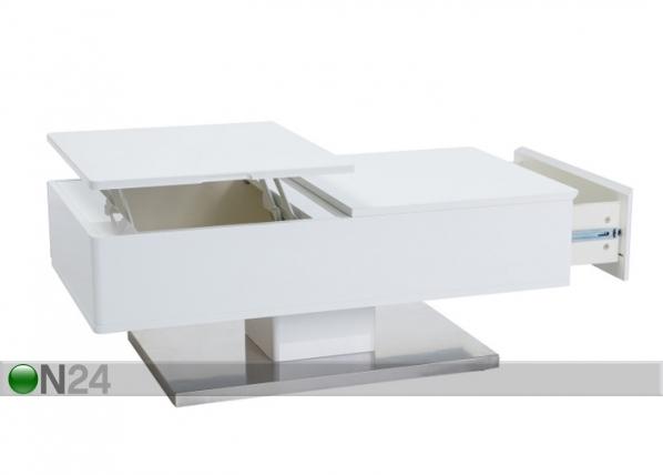 Sohvapöytä VIVIAN 110x60 cm