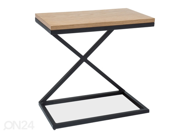 Apupöytä LIX II 50x30 cm