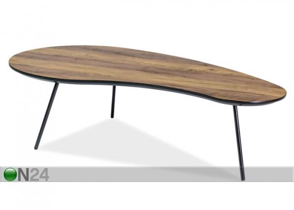 Sohvapöytä ENVO A 122×67 cm