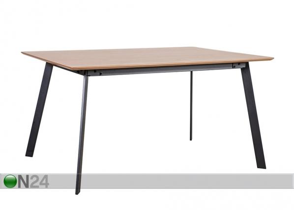 Ruokapöytä HELENA 90x160 cm