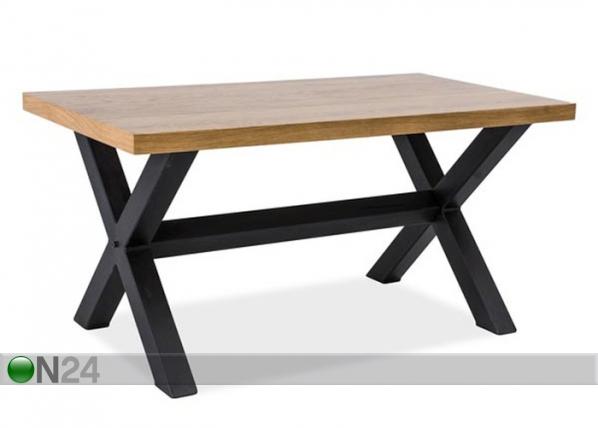 Sohvapöytä XAVIERO B 110x60 cm