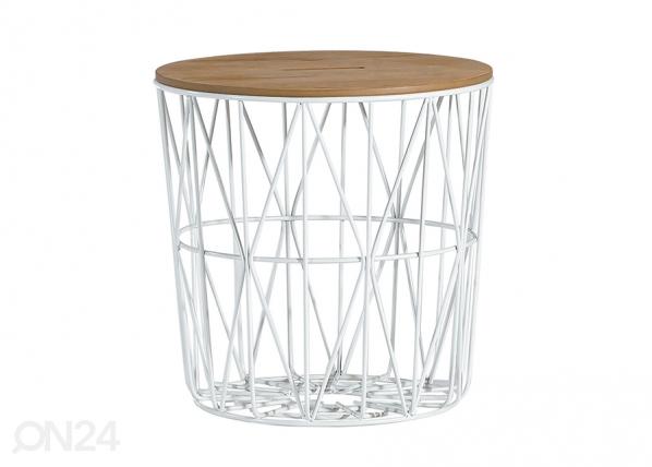 Ruokapöytä HELENA 48x45 cm