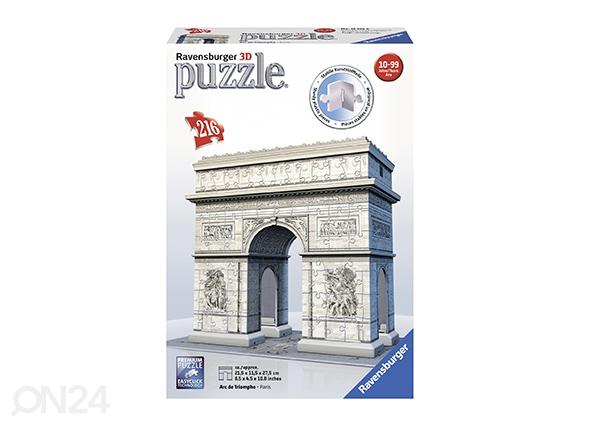 3D palapeli RIEMUKAARI 216 palaa