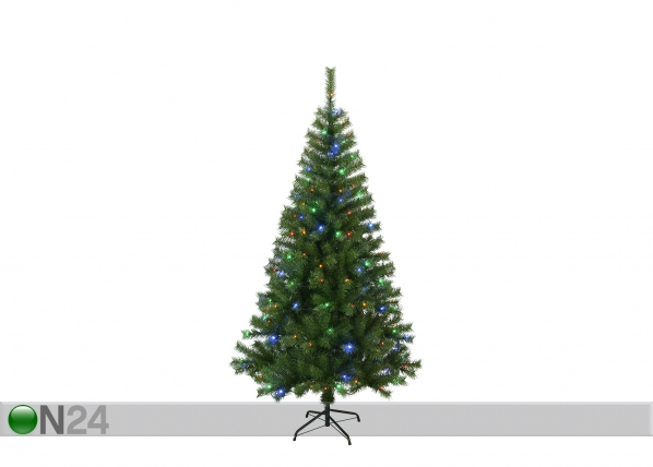 Tekokuusi KALIX LED valoilla 195 cm