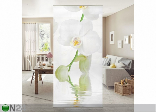 Paneeliverho WELLNESS ORCHID 250×120 cm