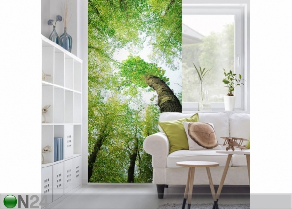 Paneeliverho TREE OF LIFE 250×120 cm
