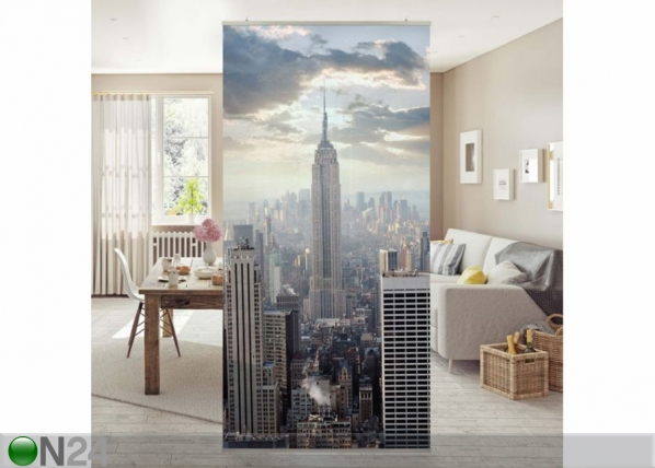 Paneeliverho SUNRISE IN NEW YORK 250x120 cm