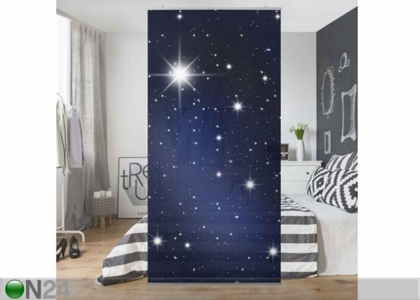 Paneeliverho STARS 250x120 cm