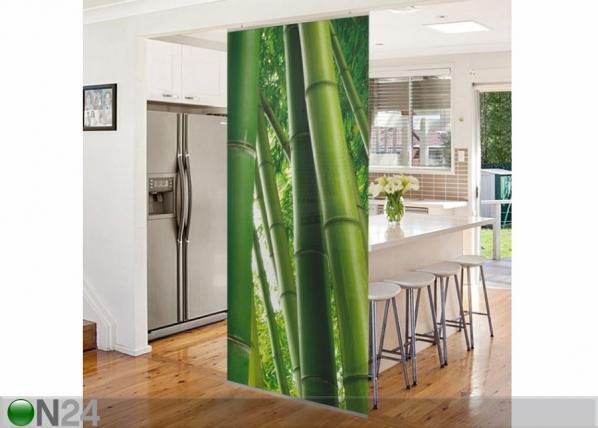 Paneeliverho BAMBOO TREES 250×120 cm