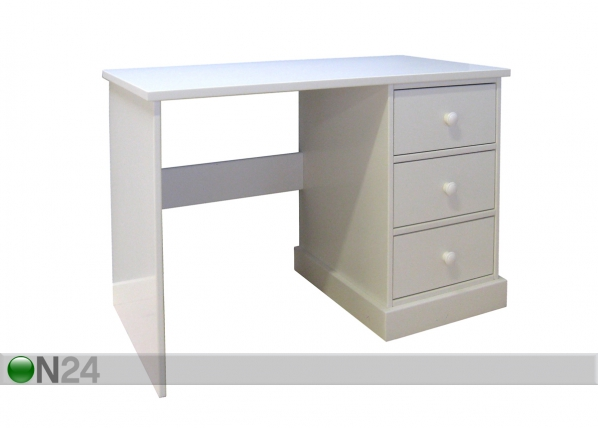 Puinen työpöytä