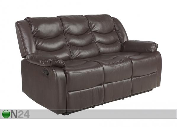 Sohva 3-ist jalkatukimekanismilla DIXON