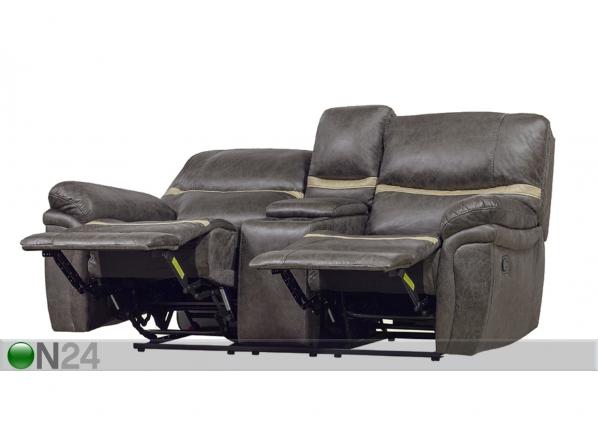 2-istuttava sohva Relax24