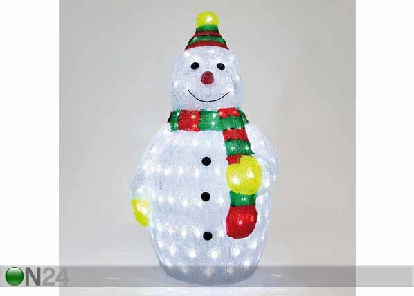 LED lumiukko