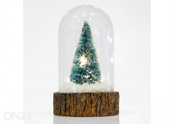 LED joulukoristeet 4 kpl