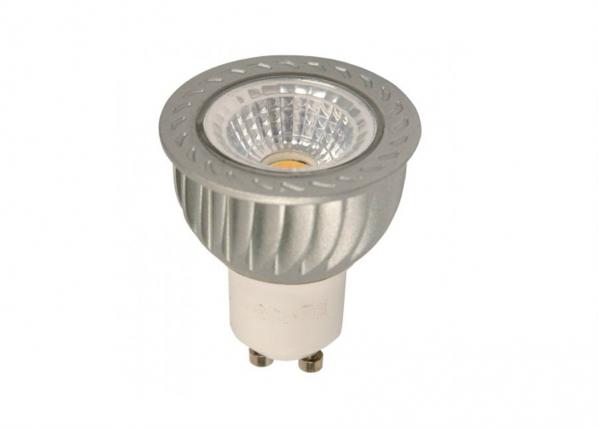 LED lamppu säädettävä GU10 6 W 2 kpl