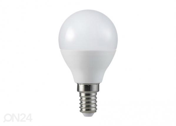 LED sähkölamppu säädettävä E14 5,5 W 2 2 kpl