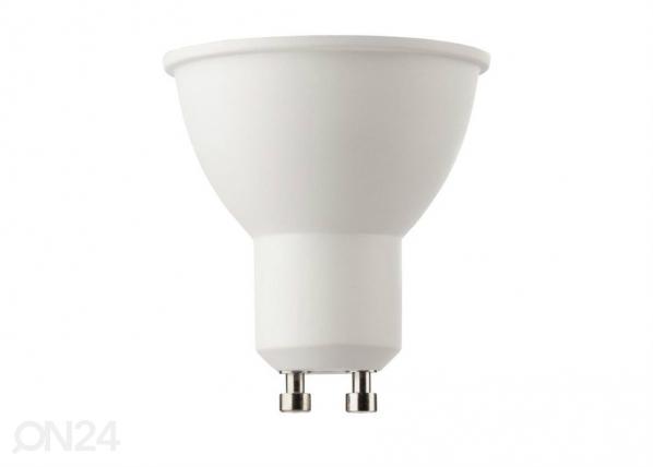 LED lamppu säädettävä GU10 5 W 2 kpl