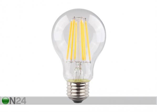 LED lamppu säädettävä E27 7 W 2 kpl