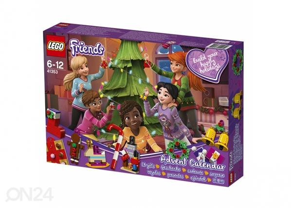 Joulukalenteri LEGO Friends