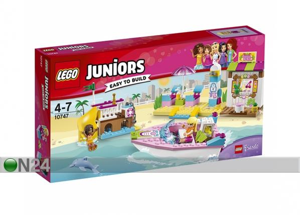 Andrean ja Stephanien rantaloma LEGO JUNIORS