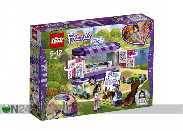 Emman taidekoju LEGO FRIENDS