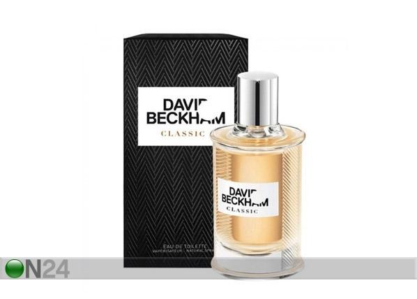 David Beckham Classic aftershave 60ml
