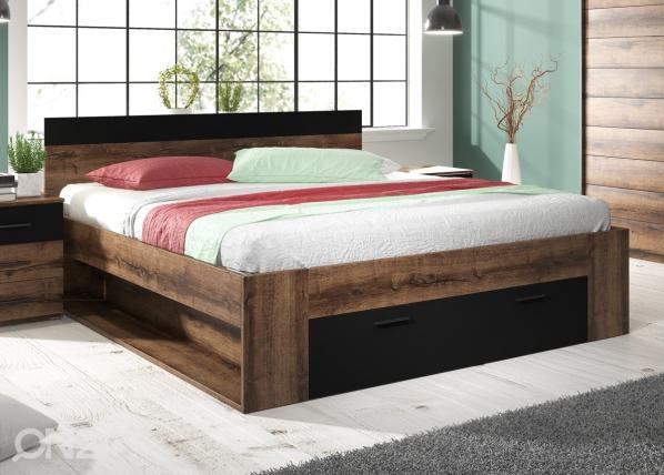 Sänky vuodevaatelaatikolla BETA 160x200 cm