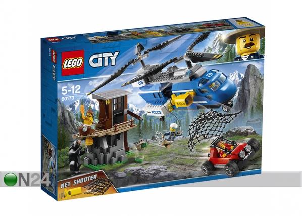 Pidätys vuoristossa LEGO City