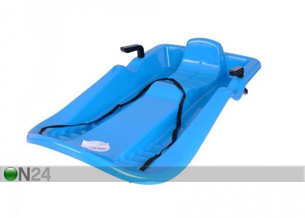 Pulkka Snow Boat