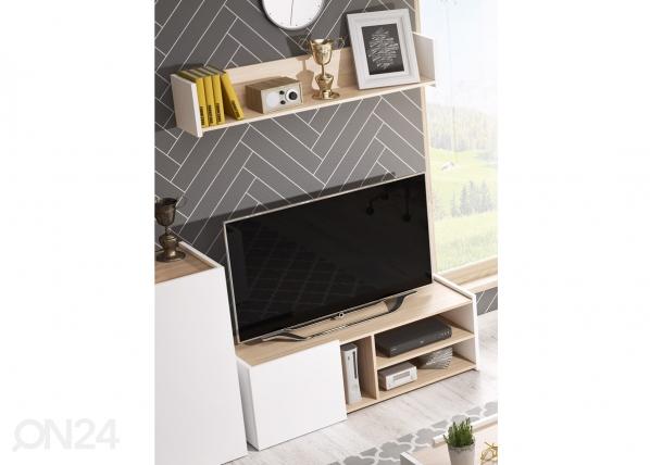 TV-taso ja seinähylly
