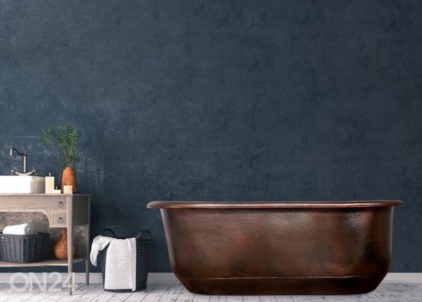 Kuparinen kylpyamme AURORA