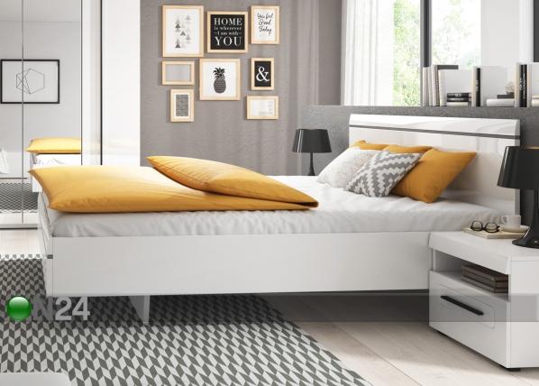 Sänky TULSA 160x200 cm