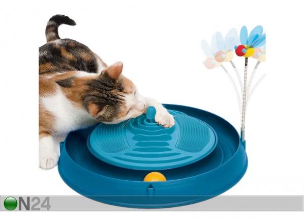 Kehittävä lelu kissoille Catit Play 3in1
