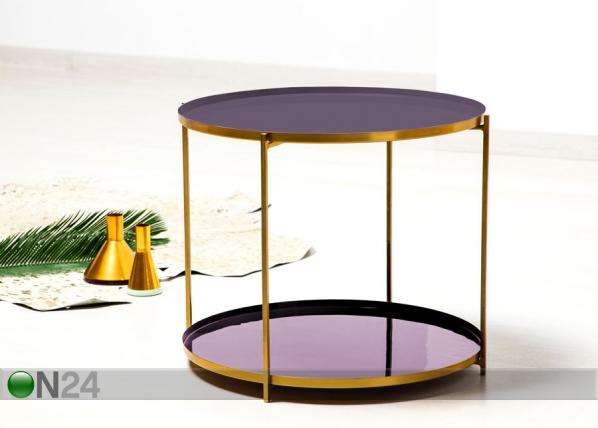 Apupöytä Ø 50 cm