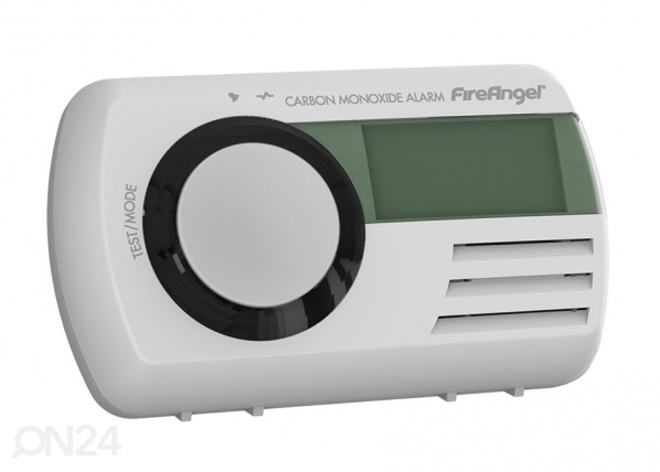 Häkävaroitin FireAngel LCD