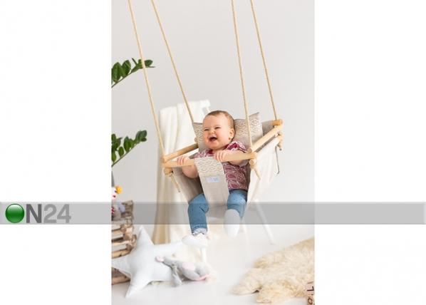 Vauvan keinu Pitsillä