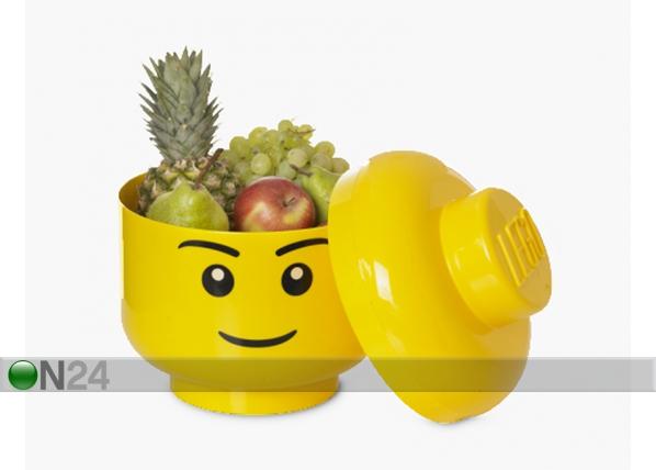 Säilytyslaatikko Lego poika