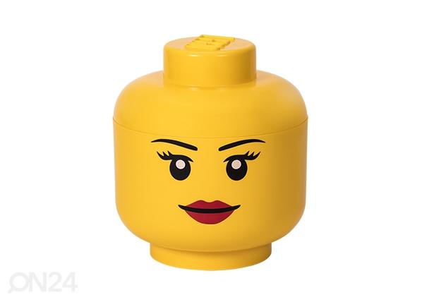 Säilytyslaatikko Lego tyttö