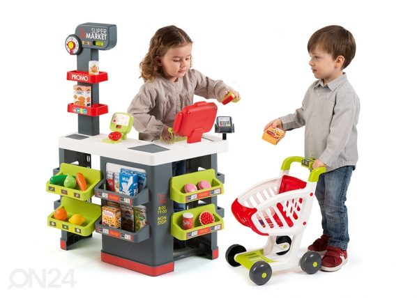Elektroninen supermarket