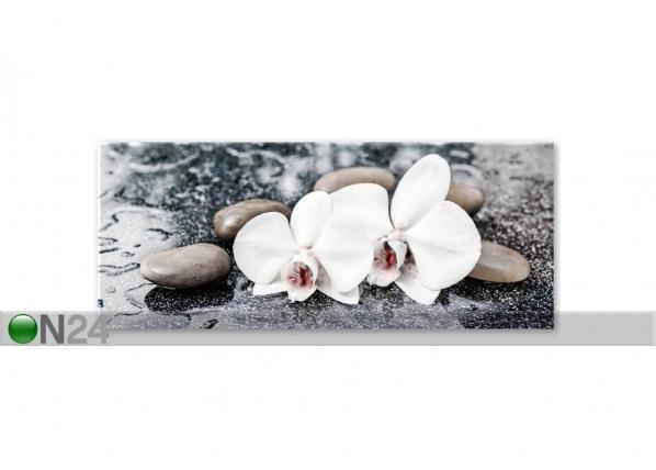 Lasitaulu Brown Stones 50x125 cm