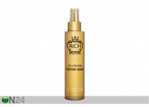 Tuuheutta lisäävä hiusspray Rich Pure Luxury 145ml