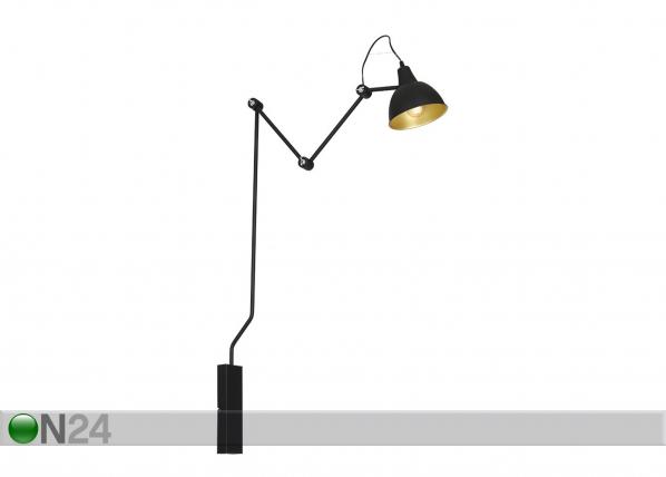 Seinävalaisin Bibi, 17 cm