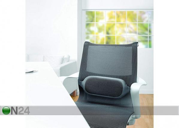 Selkänoja Lumbar Cushion harmaa