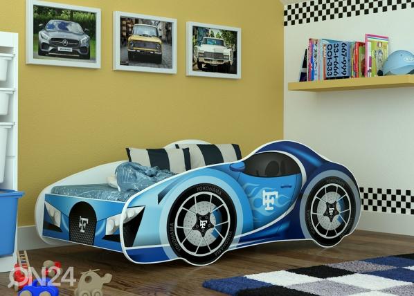 Lasten sänky Bugatti 70x140 cm