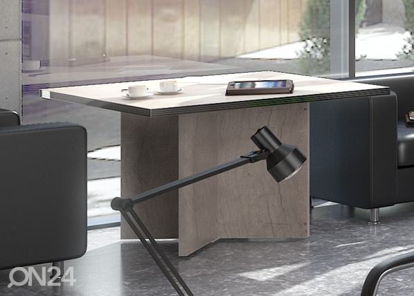 Kokouspöytä Torr 120x120 cm