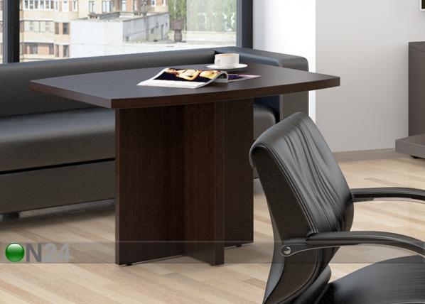 Kokouspöytä Born 100x100 cm