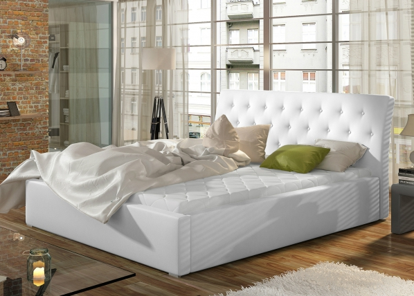 Sänky vuodevaatalaatikolla 160x200 cm
