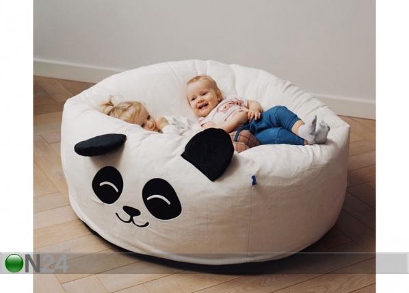 Lasten säkkituoli Panda